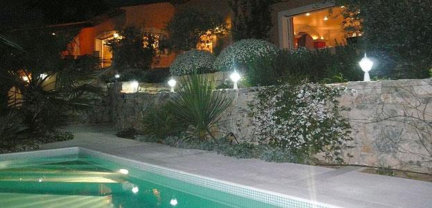 chambre d'hôtes grimaud piscine saint tropez sainte maxime en b&b